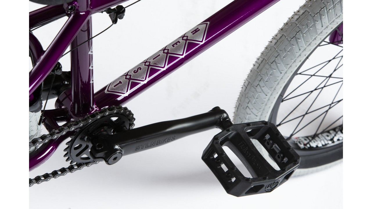 BMX STOLEN Heist 20 deep purple